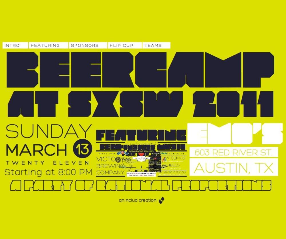 BeerCampSXSW2011