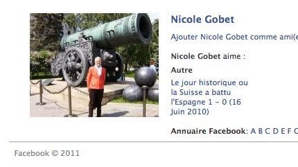 Nicole Gobet